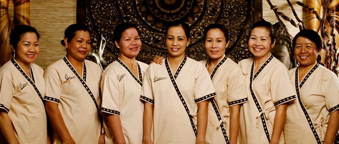 Tailandietiško masažo salonas meistrės iš Tailando