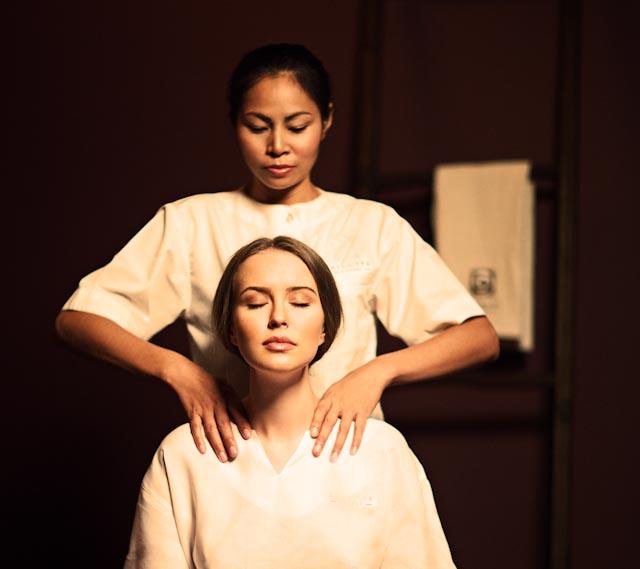 masažo salonas meistrės iš Tailando