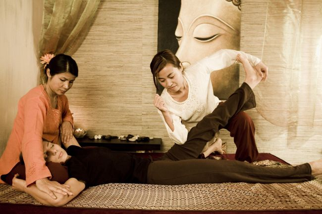 asian SPA THAI massage salon in Vilnius therapists from Thailand