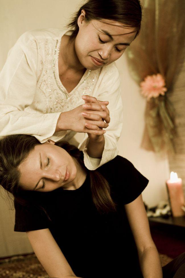 asian SPA Thai massage in Vilnius gift certificate