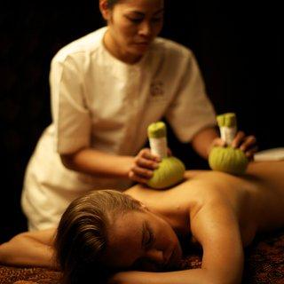 Tajų masažas Vilniuje
